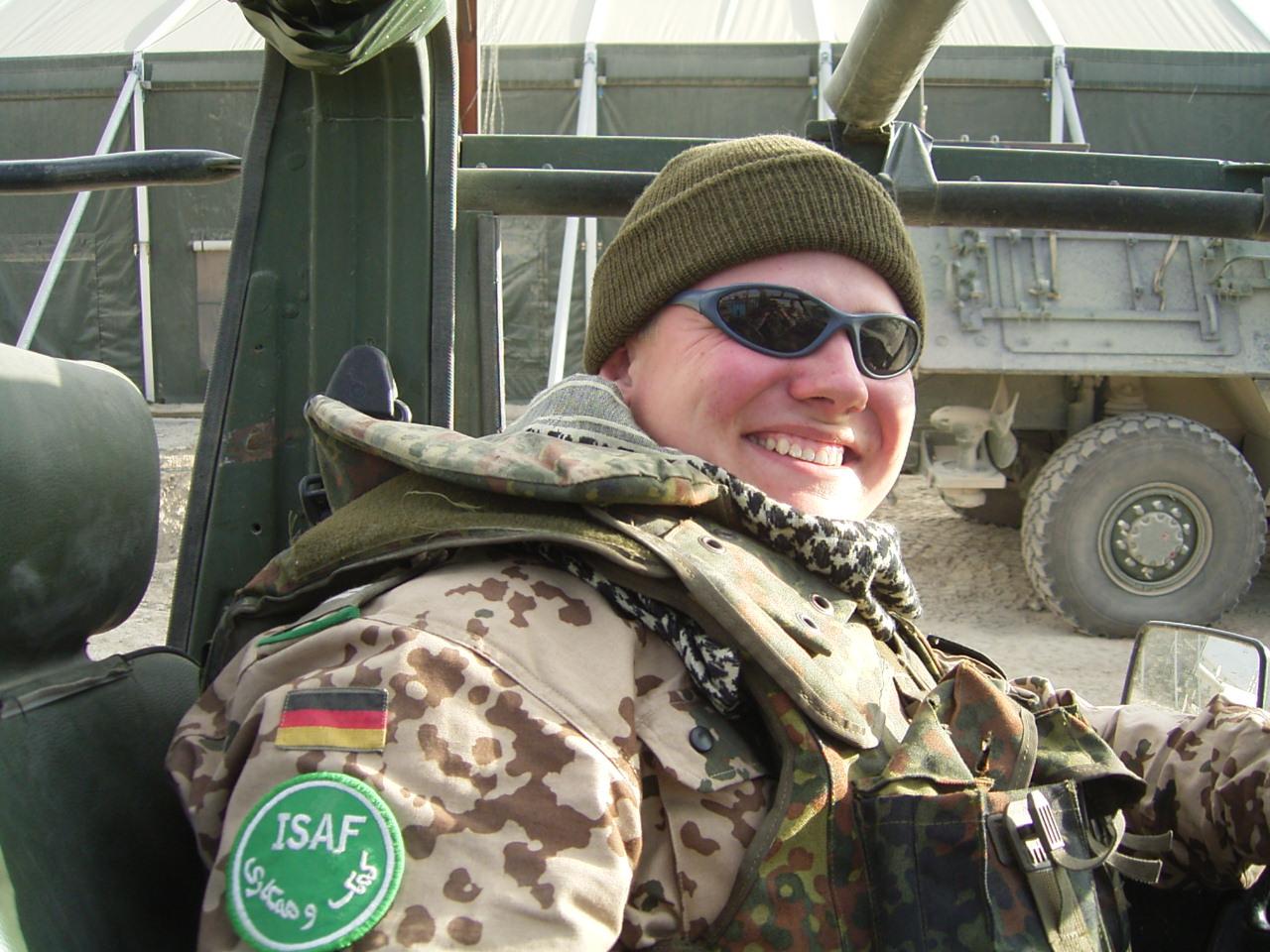 Patrick in Afghanistan